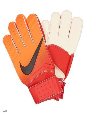 Вратарские перчатки NIKE GK MATCH. Цвет: красный