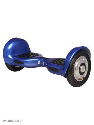 Оригинальный гироскутер CarWalk Offroad. Размер колеса 10 дюймов.. Цвет: синий