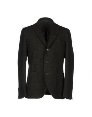 Пиджак ORIAN. Цвет: зеленый-милитари