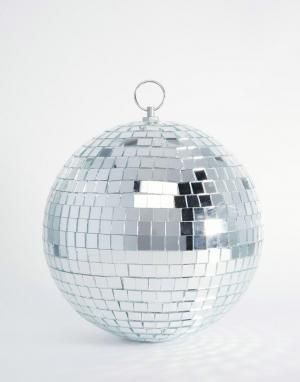 Temerity Jones Зеркальный диско-шар. Цвет: золотой