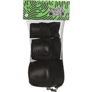 Комплект защиты  Black Вираж. Цвет: черный
