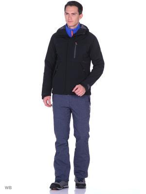 Куртка Guahoo. Цвет: черный