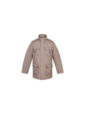 Куртка HAGENSON. Цвет: бежевый