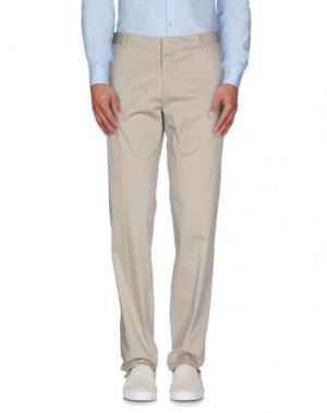 Повседневные брюки PAOLONI. Цвет: бежевый