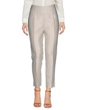 Повседневные брюки GENTRYPORTOFINO. Цвет: бежевый