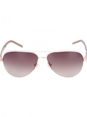 Солнцезащитные очки Kennedy Sama Eyewear. Цвет: металлический