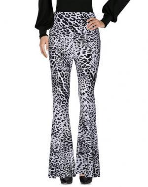 Повседневные брюки KAMALIKULTURE by NORMA KAMALI. Цвет: белый