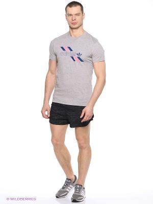 Шорты Sn Splitshort M Adidas. Цвет: черный