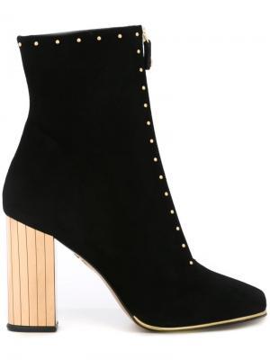 Ботинки Diane Charlotte Olympia. Цвет: чёрный