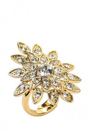 Кольцо Pilgrim. Цвет: золотой
