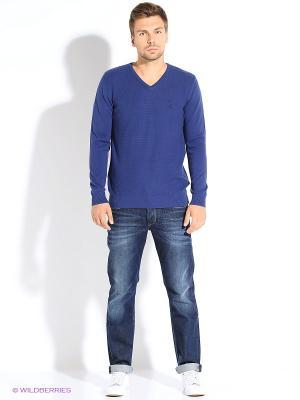 Пуловер U.S. Polo Assn.. Цвет: голубой