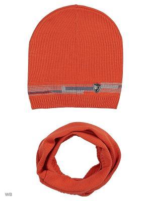 Комплект MARIELA. Цвет: терракотовый, оранжевый