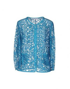 Пиджак CALALUNA. Цвет: лазурный