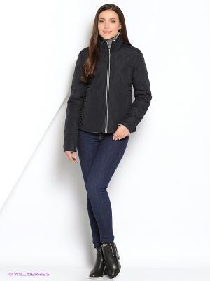 Куртка DIXI CoAT. Цвет: антрацитовый, темно-серый