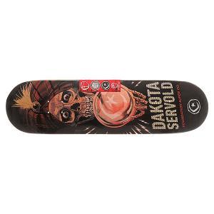 Дека для скейтборда  Servold Horror Multi 31.75 x 8.375 (21.3 см) Foundation. Цвет: мультиколор