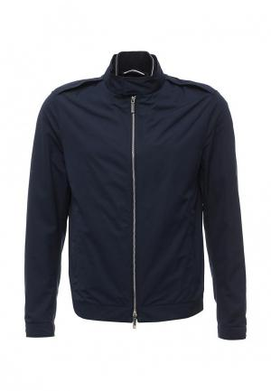Куртка Boss Hugo. Цвет: синий