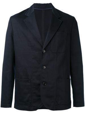 Weekend Jacket Société Anonyme. Цвет: синий