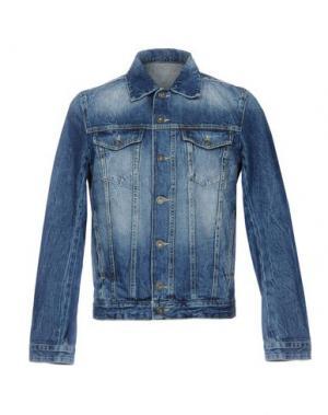 Джинсовая верхняя одежда MELTIN POT. Цвет: синий