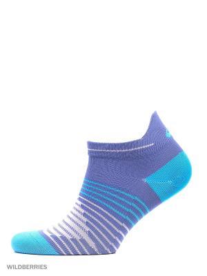 Носки NIKE RUNNING DRI-FIT LIGHTWEIG. Цвет: синий, лазурный