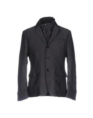 Куртка REPORTER. Цвет: стальной серый
