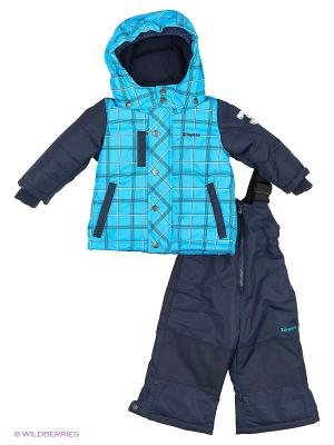Комплект одежды Gusti. Цвет: синий