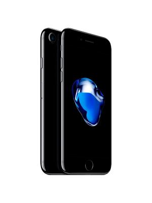 Смартфон iPhone 7 128GB Jet Black Apple. Цвет: черный