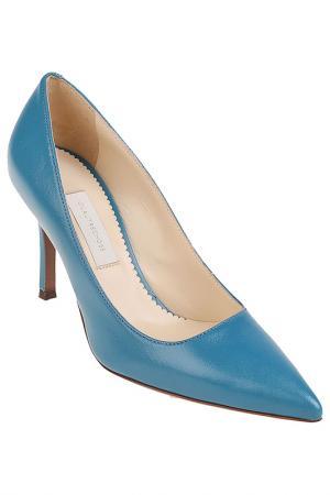 Туфли LAutre Chose L'Autre. Цвет: голубой