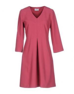 Короткое платье CONTE OF FLORENCE. Цвет: розовый