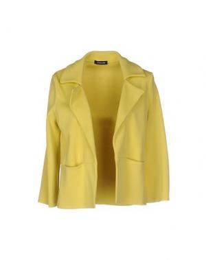 Пиджак ANNECLAIRE. Цвет: желтый