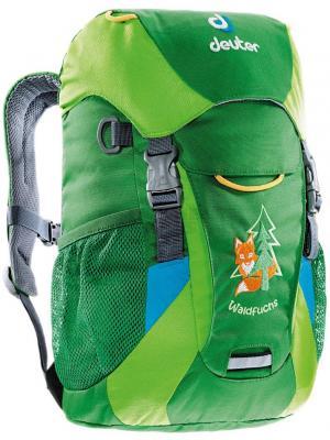 Рюкзак Deuter 2016-17 Waldfuchs emerald-kiwi. Цвет: зеленый, салатовый