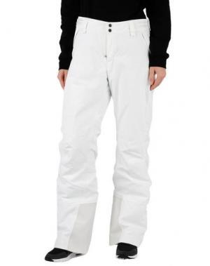 Лыжные брюки PEAK PERFORMANCE. Цвет: белый