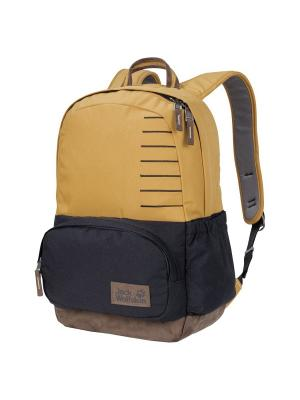 Рюкзак CROXLEY Jack Wolfskin. Цвет: желтый