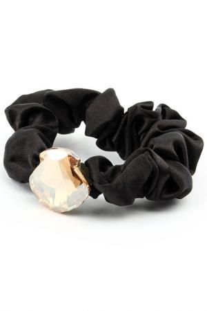 Резинка Shining Curl. Цвет: коричневый