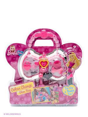 Волшебная сумочка Барби HTI. Цвет: розовый