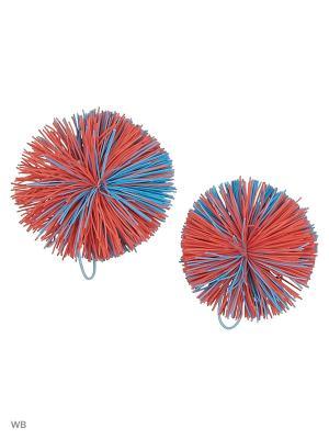 Набор из двух мячей для игры Огоспорт OgoSport. Цвет: оранжевый, синий