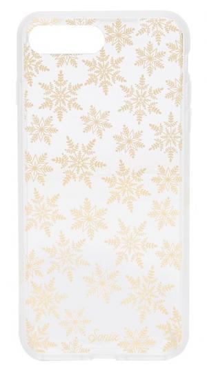 Снежинка 7 И чехол для iPhone Sonix