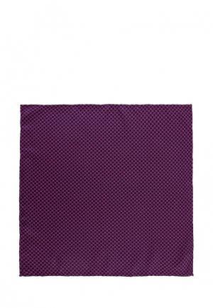 Платок карманный Greg. Цвет: фиолетовый