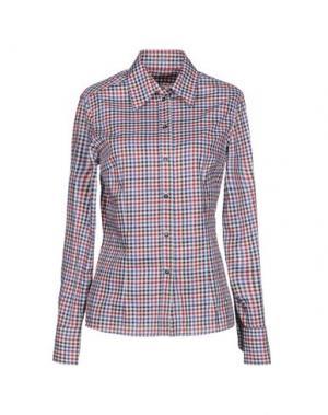 Pубашка VAN LAACK. Цвет: красный