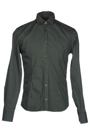 Рубашка David Mayer. Цвет: зеленый
