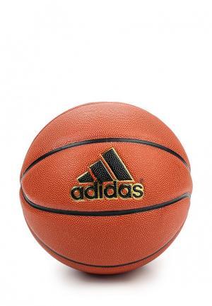 Мяч баскетбольный adidas Performance. Цвет: оранжевый