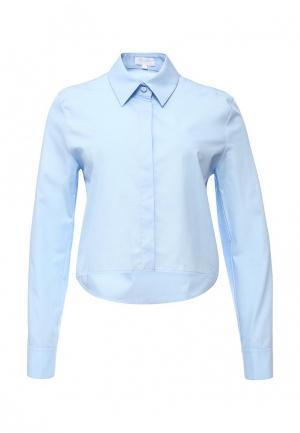 Рубашка Escada Sport. Цвет: голубой