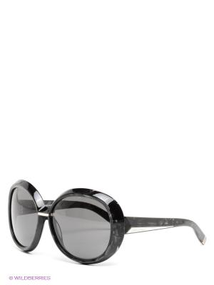 Солнцезащитные очки Dsquared. Цвет: черный, серый