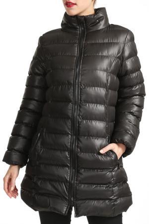 Пальто CKN of scandinavia. Цвет: черный