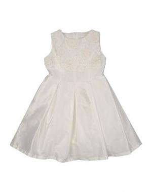 Платье SPECIAL DAY. Цвет: белый