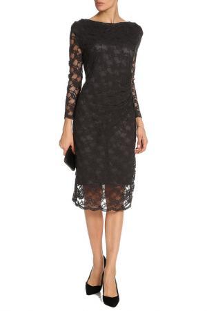 Платье Elvi. Цвет: серый