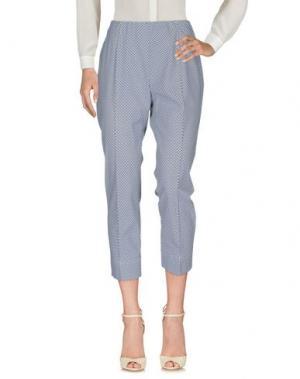Повседневные брюки SEDUCTIVE. Цвет: темно-синий