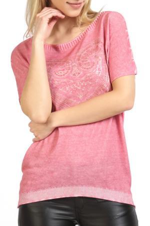 Пуловер Apanage. Цвет: мультицвет