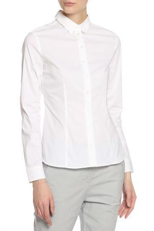 Блузка Marc OPolo O'Polo. Цвет: белый