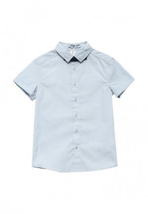 Рубашка Overmoon by Acoola. Цвет: голубой