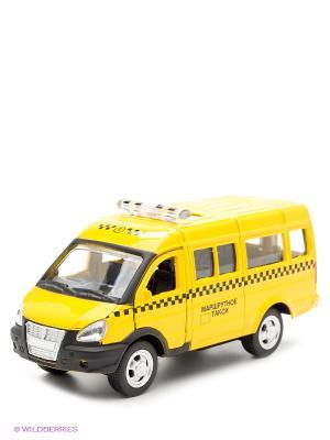 Машина Технопарк  газель такси. Цвет: желтый